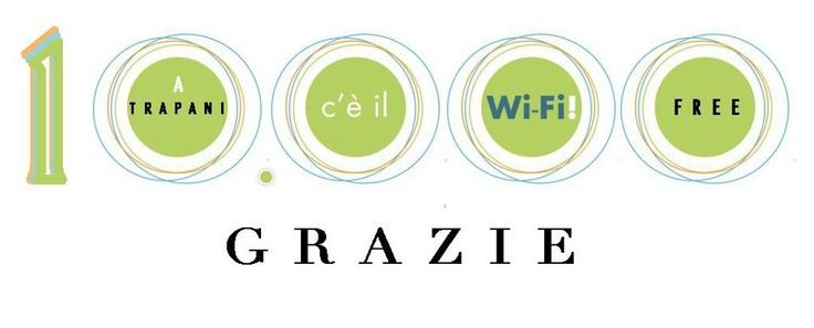 Siamo 10.000 fans sulla Pagina Trapani Click and go di Facebook