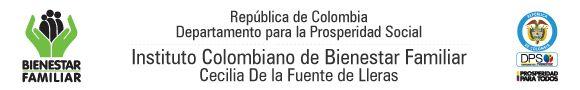 Instituto Colombiano de Bienestar Familiar - ICBF