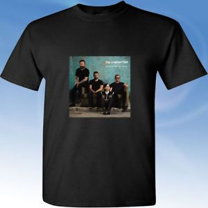The Cranberries Something Else cover classic black tee shirt