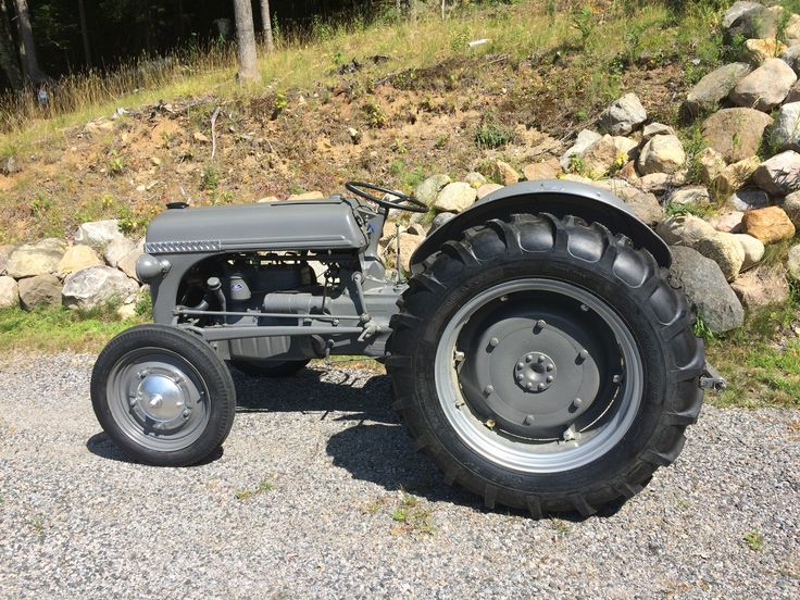1946 8n Ford Tractor : Best images about tractors n on pinterest