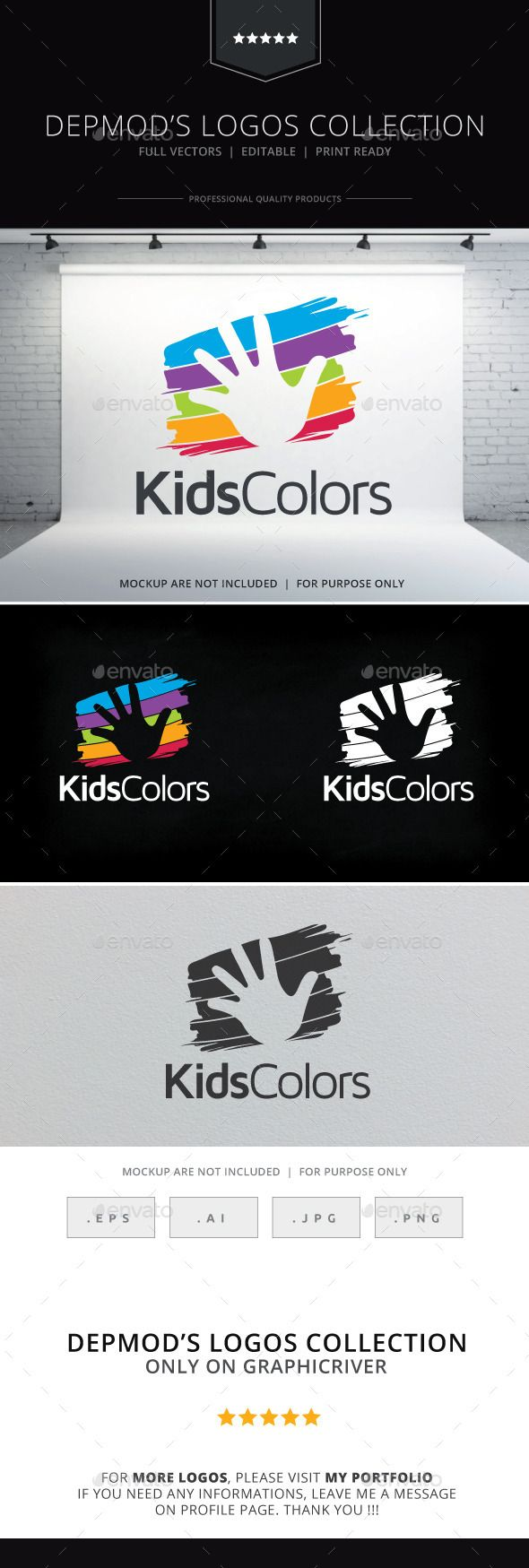 Kids Colors Logo 62 best Kids Logo