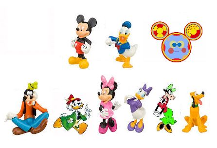 Mickey Mouse Clubhouse 1