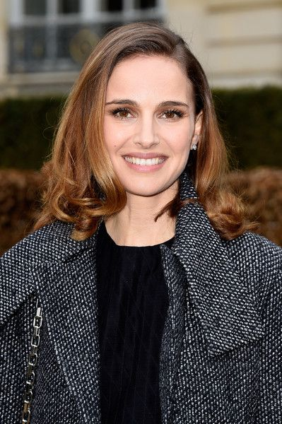 Natalie Portman in Arrivals at Christian Dior