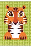 3d Tiger Birthday Cards | Cool Kids Cards