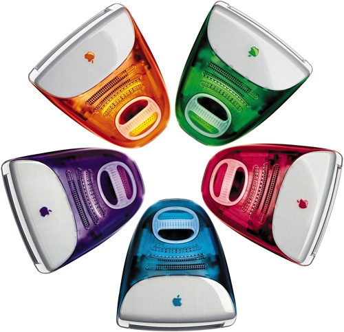 iMac G3: Old Schools, Apples Design, Imac G3, Apples Imac, Color, Stevejob, Apples Computers, Products, Steve Job