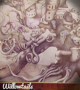 Jo Willowtails Illustration