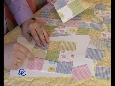 Retales o patchwork, como hacer una colcha, cojines o mantas