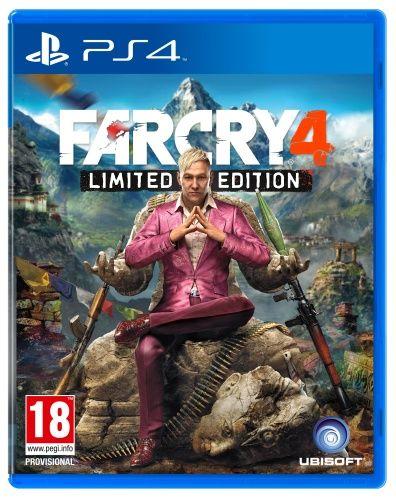 Far Cry 4 Limited Edition (Playstation 4) fra CDON. Om denne nettbutikken: http://nettbutikknytt.no/cdon-com/