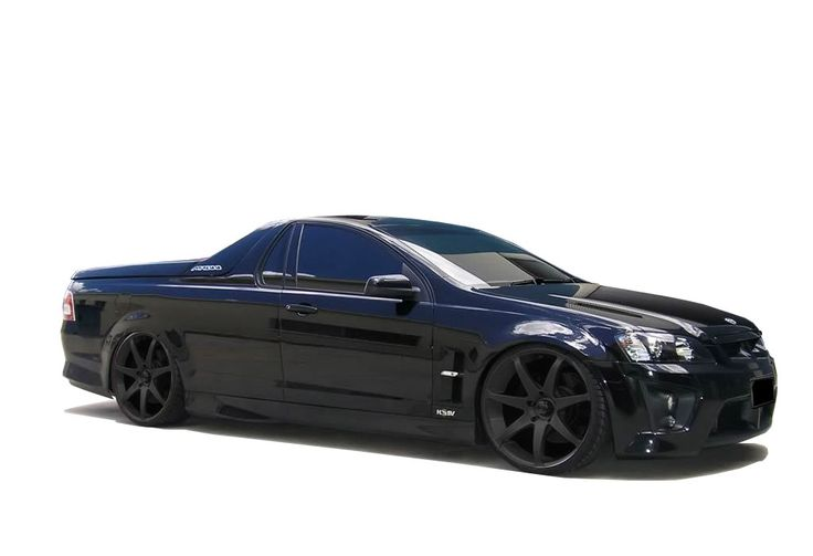 VE Maloo - Best looking HSV yet?