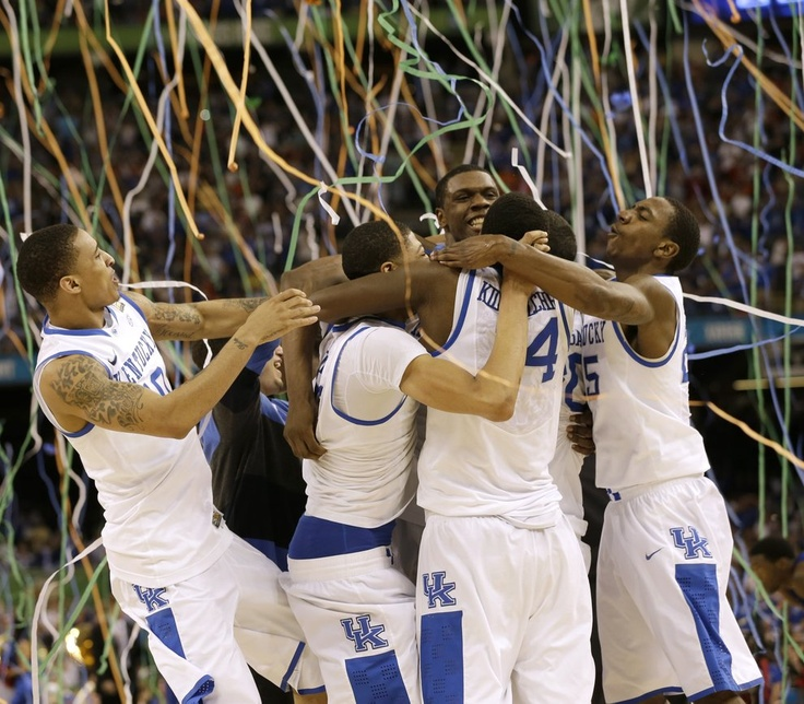 Photo gallery from the Final Four National Championship Game (Kentucky Wildcats VS Kansas Jayhawks).: Big Blue, Bleeding Blue, National Title, Sports, Photo, National Championship, Ncaa Champs, Uk Wildcats, Kentucky Wildcats