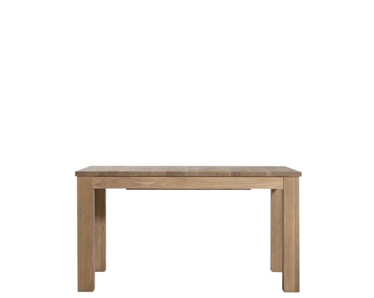 tavolo stretch rovere allungabile misura 140x140