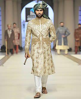 Graceful Wedding Sherwani Suit for Mens France Paris Ziggi Menswear Sherwani Embroidered Sherwani M939 New Arrivals