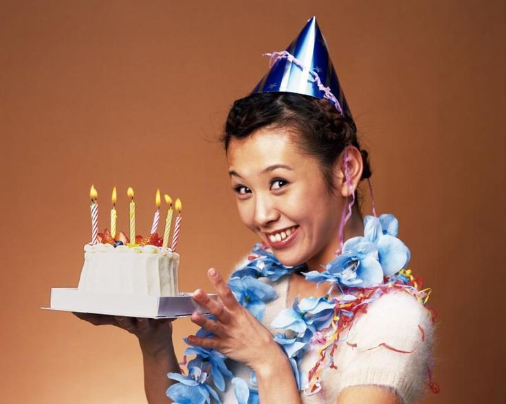 Celebrate Birthday Alone