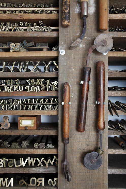 ...: Letterpresses Types Vintage, Typography Fonts, Letters Press, Press Tools, Book Make, Collection, Fartsi Stuff, Prints, Design
