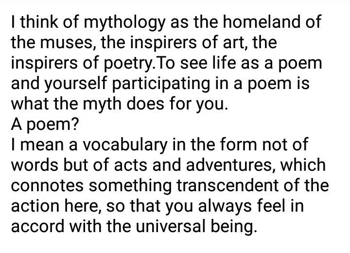 joseph campbell the power of myth The power of myth joseph campbell with bill moyers editor's note introduction i myth and the modern world ii the journey inward iii the first storytellers.