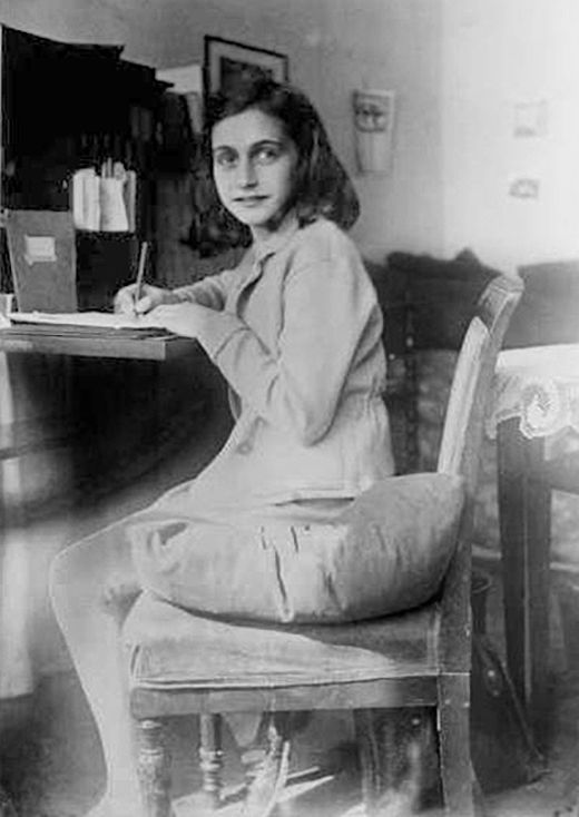 a biography of anne frank a jewish holocaust victim Anne frank would turn 89 on june 12, had she lived we wonder what she might  have made of her life, whether she  that anne and her sister margot died of  typhus — only weeks before the camp was freed by british troops.