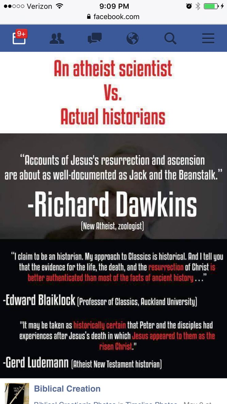 The historicity of Jesus stands up to scrutiny. #Atheists make trumped up uneducated claims.