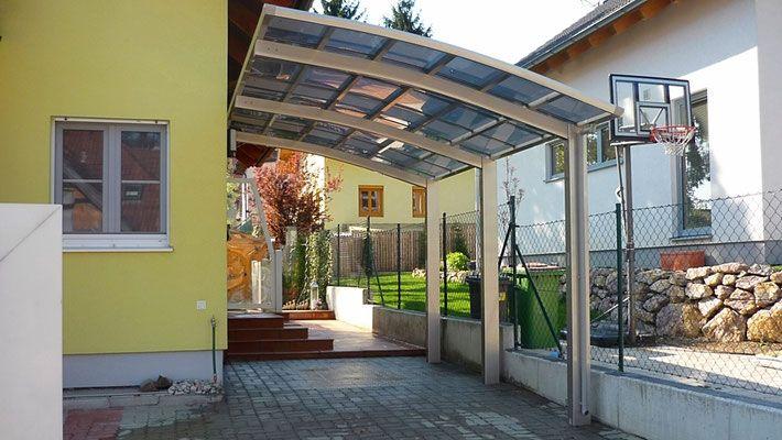 Aluminium Carport - Carports Holz - Stahl - Alu in 2020 ...