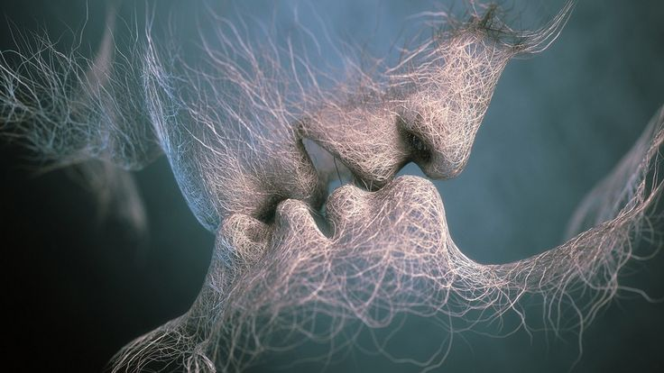 wire kiss sculpture: Digitalart, A Kiss, Wire Sculpture, Digital Paintings, Last Kiss, Cool Wallpapers, Digital Art, Adam Martinaki, 3D Artworks