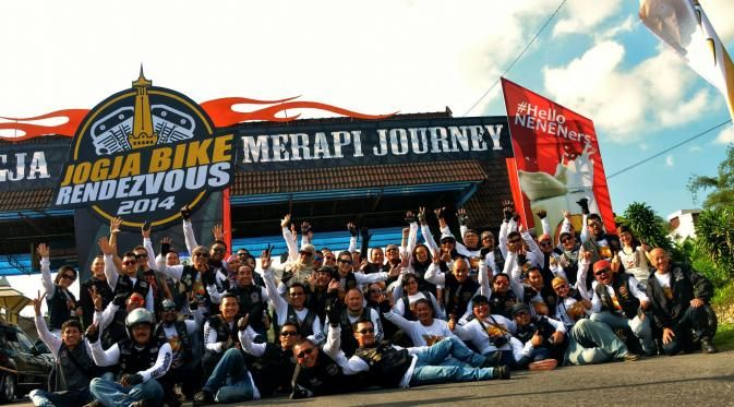 Peringati Hari Jadi ke-533 Bogor Bakal Diserbu 7.500 Motor Gede  #BOGORBIKEWEEK2015 by #HDCIBogor