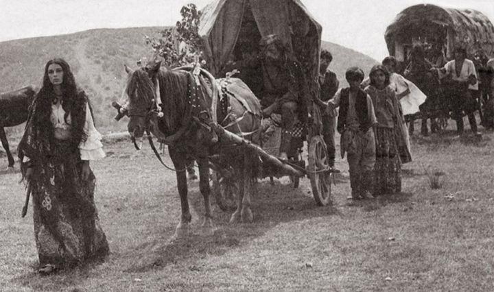 Radda, Queen of the Gypsies