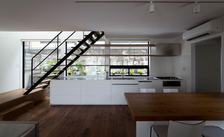 リビング・ダイニング・キッチン・階段 もっと見る