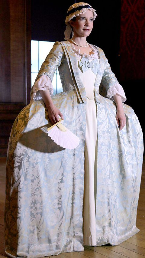 BBC Four - Tales from the Royal Wardrobe with Lucy Worsley - Dr Lucy Worsley reveals how she dressed to rule