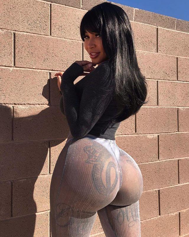 Big butt wife tube