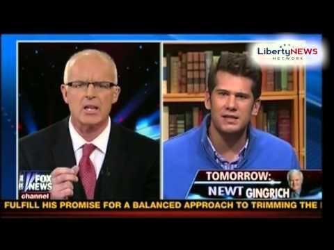 Steven Crowder Debates Andy Sullivan on Hannity
