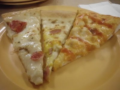 The Food Hussy!: $5 Pizza Buffet