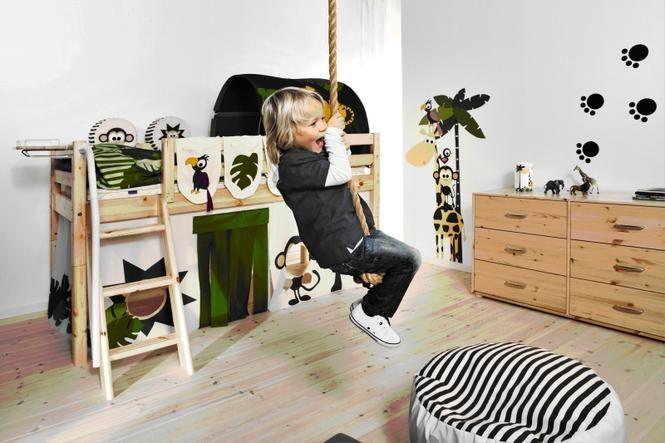 Przechowywanie w pokoju dziecka