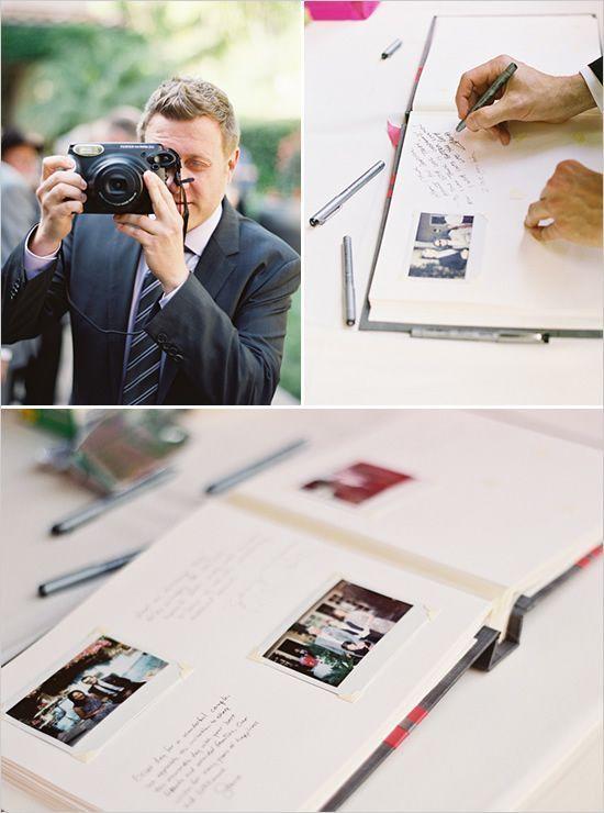 祝福のメッセージがうれしい♡ゲストみんなでつくるゲストブックのアイデア♡にて紹介している画像