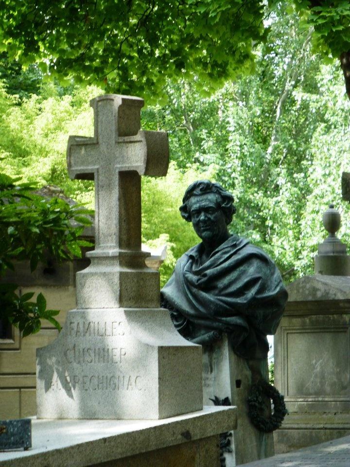 17 Best images about Cementerio Montmartre on Pinterest ...