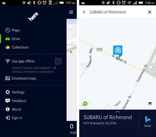 3 Aplikasi Maps dan Navigasi Android Terbaik Aplikasi Maps dan Navigasi Android Terbaik GaptekBanget.com