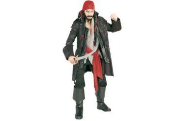 """Vous avez une soirée à thème """"Pirates"""", """"Chasse au trésor"""", """"Mythes et légendes"""" ou une fête d'anniversaire déguisée avec quelques forbans, corsaires et autres boucaniers de votre connaissance ? Démarquez-vous avec ce déguisement de Capitaine Flibustier haut de gamme !"""