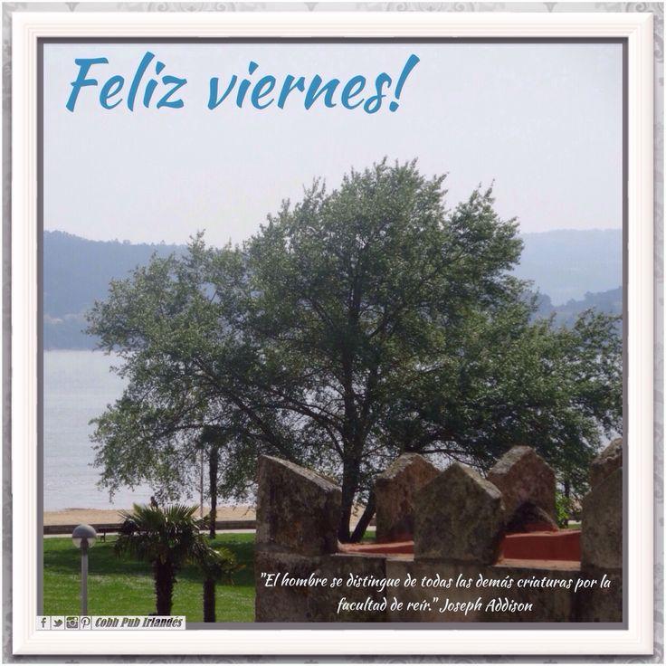 Feliz Viernes Santo! A disfrutar el descanso y el buen tiempo! #CobhPub #Sada #Spain