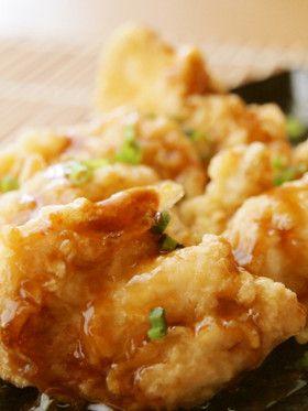 鶏むね肉で絶対美味しい♥とり天♪ by ☆コナ寿☆ [クックパッド] 簡単 ...