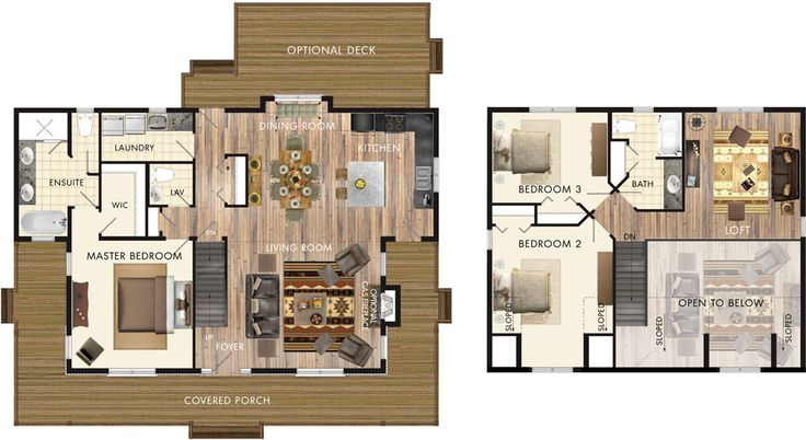 139 Best House Plans Images On Pinterest Arquitetura Dream Home Plans And Dream House Plans