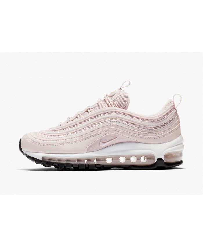 9407e08040 Nike Air Max 97 Trainers In Soft Pink
