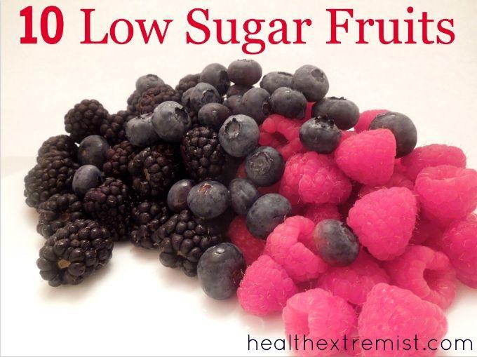 forbidden fruit low sugar fruits