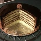 Traditional Doberge (Dobash) Torte Cake. Making this soon.. I hope I can pull it off!