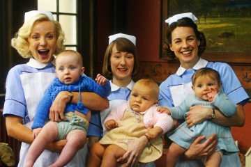 Call the Midwife - loved this series