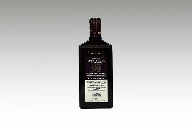 Suerte Alta Coupage Natural 500 ml Aceite Oliva VE Ecológico 10,95€