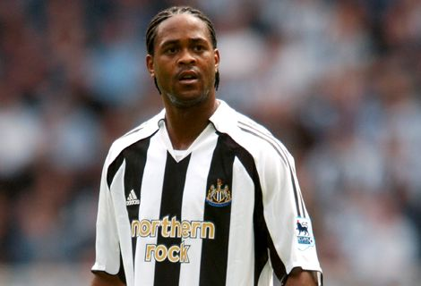 Patrick Kluivert - Newcastle United