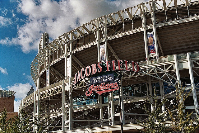 Jacobs Field is one of the contributing factors to the revitalization of downtown Cleveland. Opening in 1994, it replaced Cleveland Stadium, which the Indians shared with the NFL's Cleveland Browns, and which for the Tribe had become the archetype of Buy Cheap Cleveland Browns Tickets!  All Cleveland Browns Tickets Have Been Reduced.