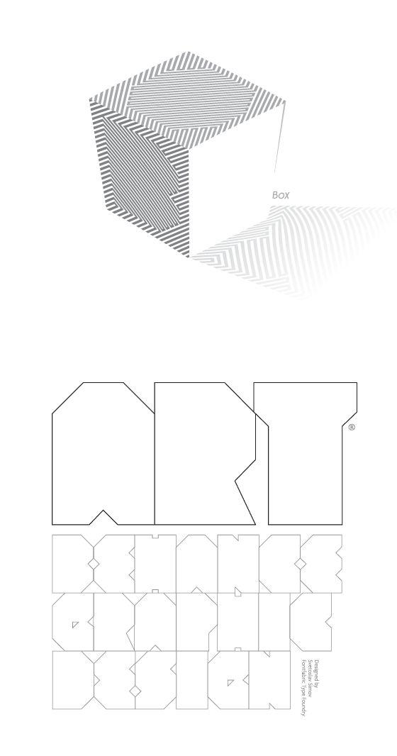 Portal typeface 1
