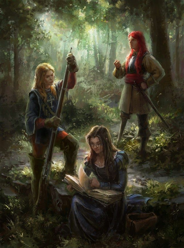 Searching for Magic: The Replacement D&D - Part the First! or How to 5e Your LotFP