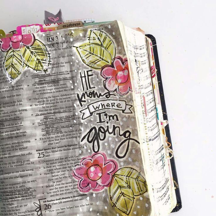 Pin on JobBible Journaling by Book