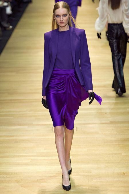 Guy Laroche Paris Fashion Week Fall 2013