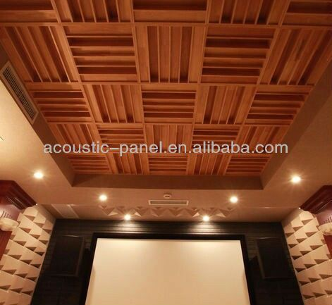 2013 Professional Cinema Studio Acoustic Sound Diffuser
